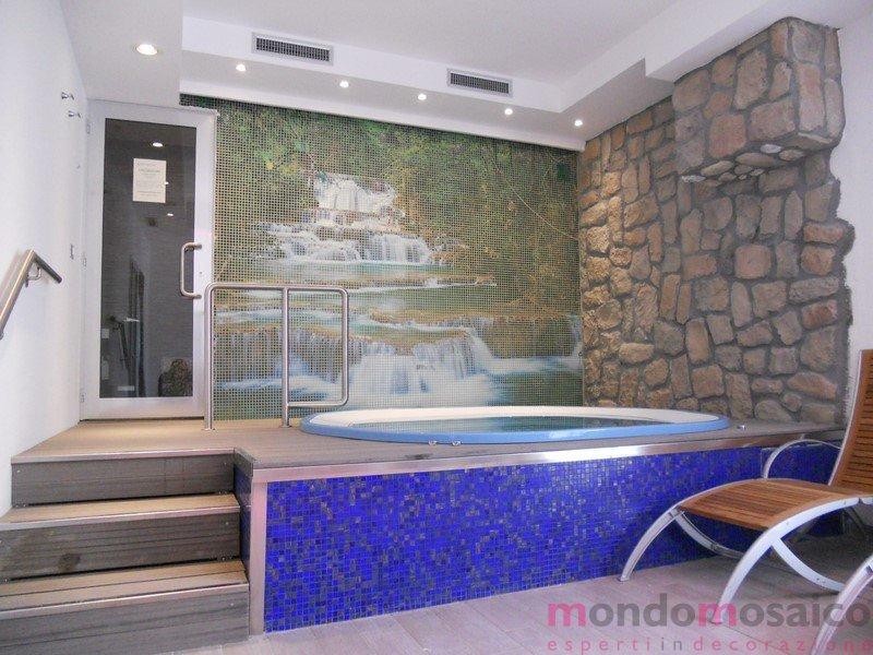 cascata in mosaico 2