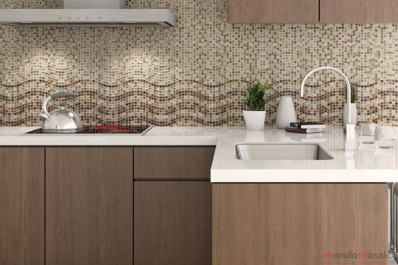Stunning Mosaico Per Cucina Pictures - Skilifts.us - skilifts.us