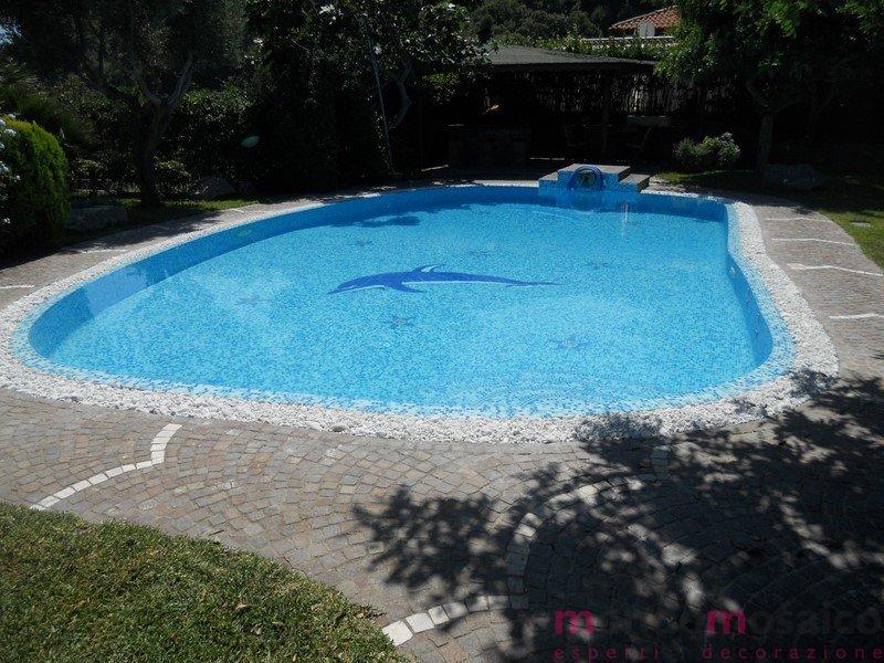 mosaico per piscine 2