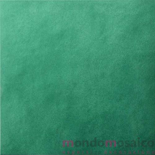 Verde 45 45 gres porcellanato smaltato lucido mondo - Piastrelle bagno verde ...