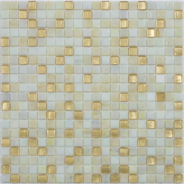 mosaico mix oro