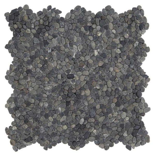 sassolini in pietra nera