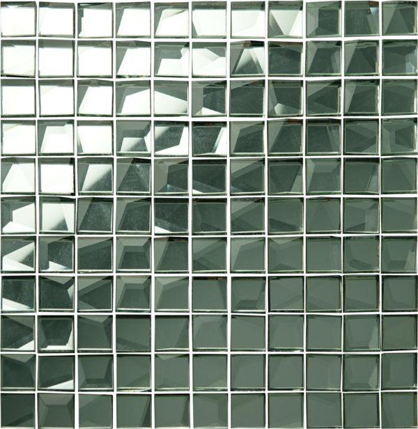 mosaico a specchio 24×24