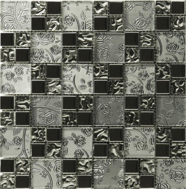mosaico con fiori luxury19 c