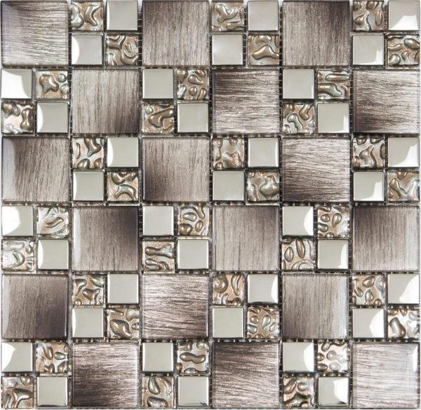 mosaico effetto legno luxury19 g