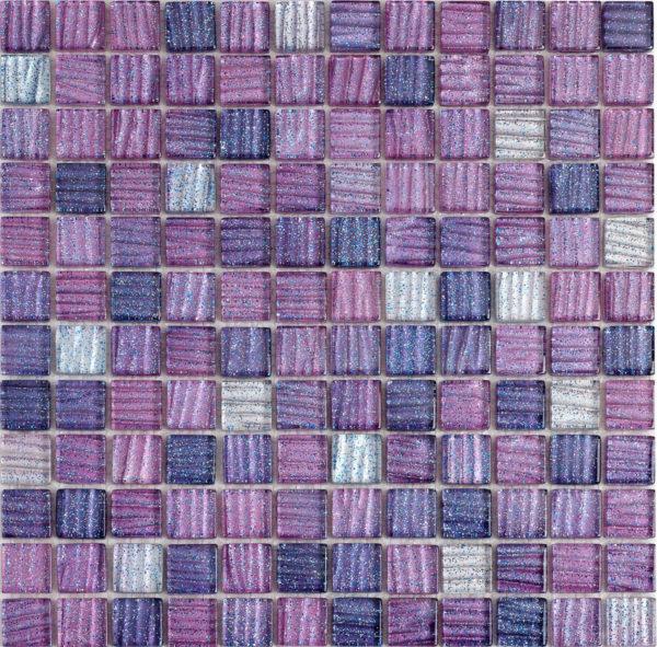 mosaico mix glitter viol
