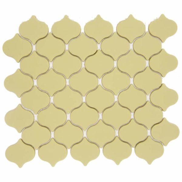 mosaico arabo giallino