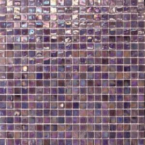 mosaico viola