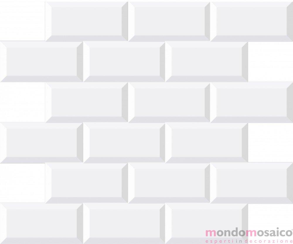 mosaico bianco assoluto